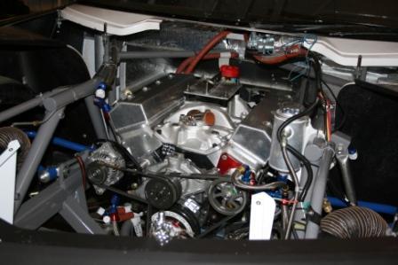 motor i bil
